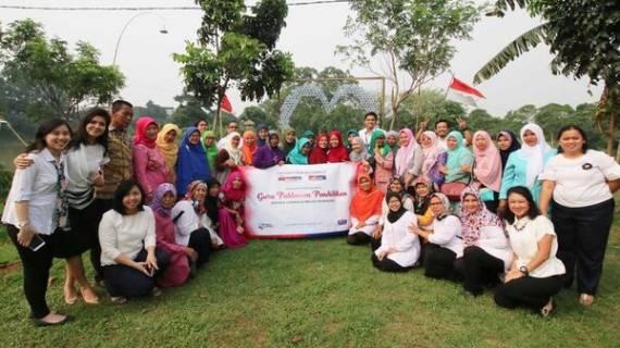 Edukasi Literasi dan Inklusi Keuangan di PAUD Banksasuci