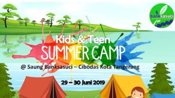 Summer Camp Banksasuci
