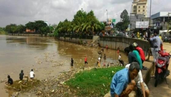 Waspadai Dampak Pencemaran Timbal di Sungai Cisadane