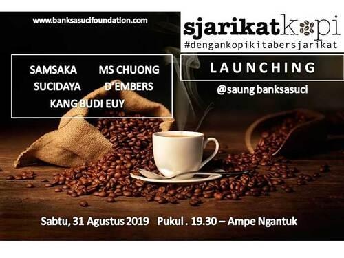 sjarikat kopi di Banksasuci